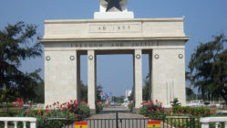 Independence Arch - Accra, Ghana