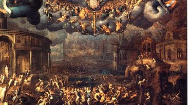 The Last Judgement by Jean Cousin