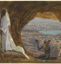 Jesus Tempted in the Wilderness