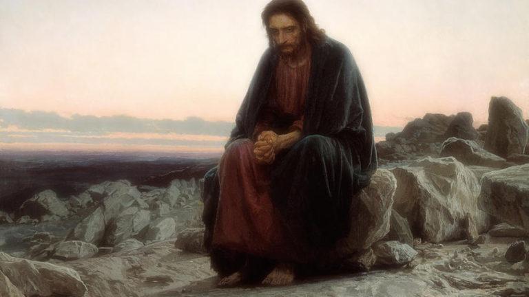 Lent and Jesus Christ