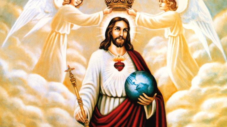 Christ the King of kings